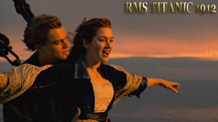 Kisah Percintaa Jack dan Rose di atas Kapal RMS Titanic